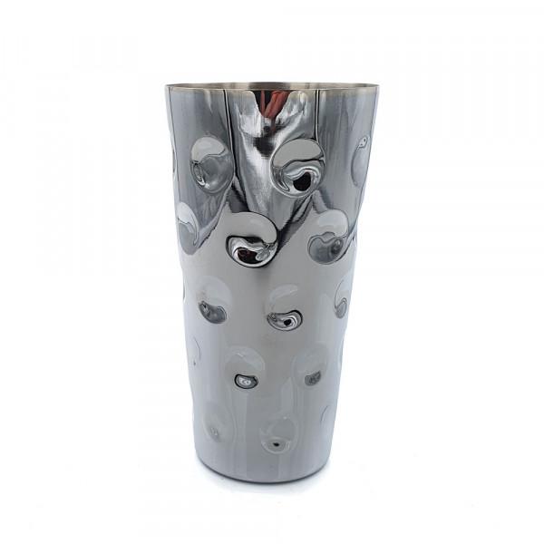 Dubbegral in Silber glanz, 0,5 Liter