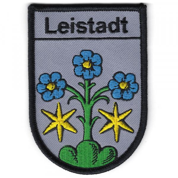 """Abzeichen Wappen """"Leistadt"""""""