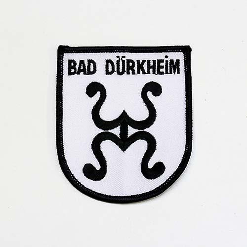 """Abzeichen """"Bad Dürkheim"""""""