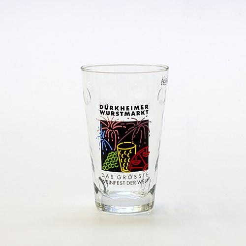 "Dubbeglas ""Dürkheimer Wurstmarkt"", 0,25 Liter"