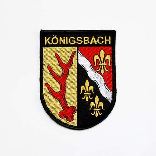 """Abzeichen """"Königsbach"""""""