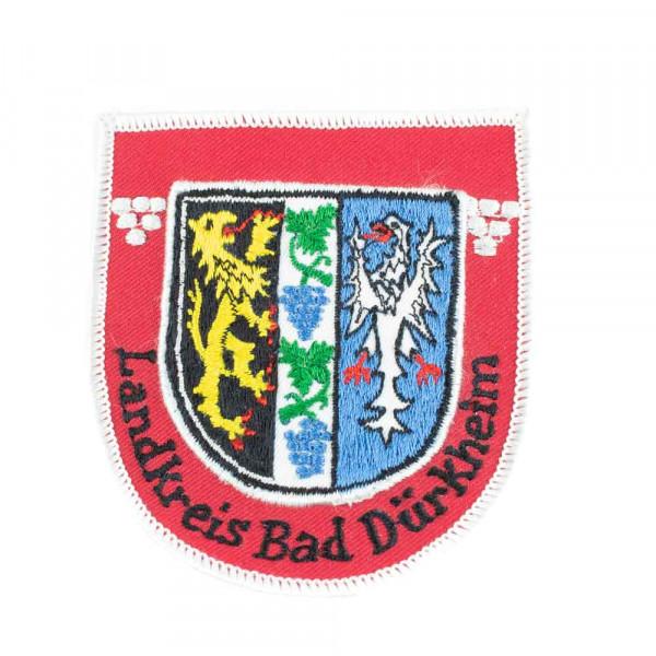 """Abzeichen """"Landkreis Bad Dürkheim"""""""