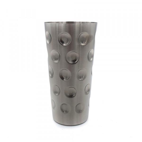 Dubbegral in Silber matt, 0,5 Liter