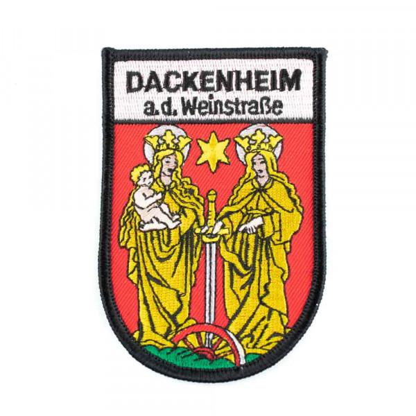 """Abzeichen """"Dackenheim an der Weinstraße"""""""