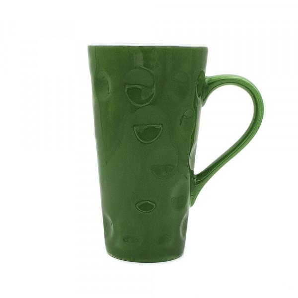 Dubbetasse, grün, 0,5 Liter