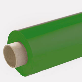 Lackfolie grasgrün (Rollenware) - 65 cm